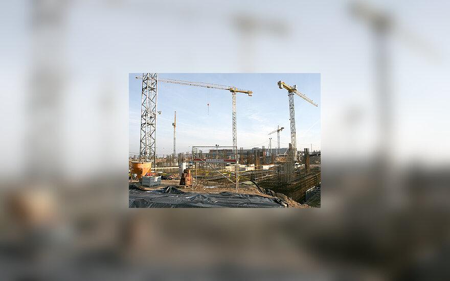 Nacionalinio stadiono statybos