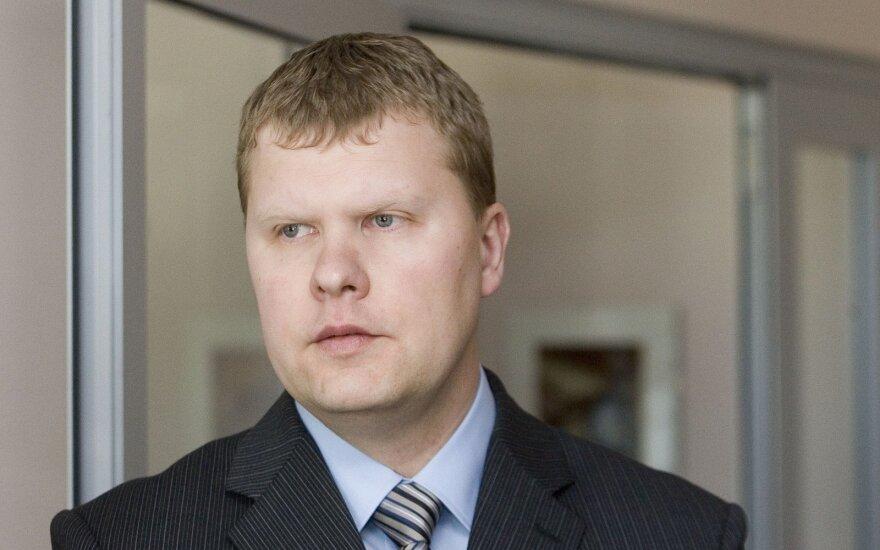 Teisėjas Ramūnas Antanavičius
