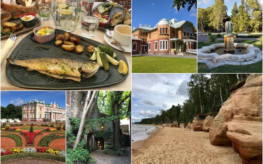 Atostogos Latvijoje ir Estijoje