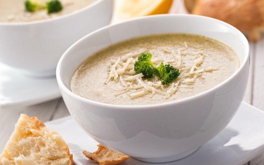 Trinta sūrio sriuba