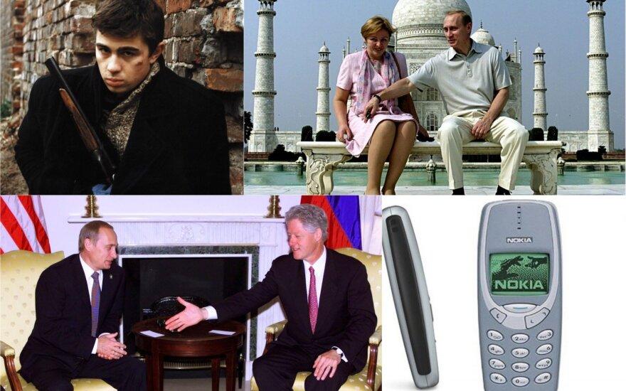 18 metų Putino: kaip nuo 2000-ųjų pasikeitė Rusija