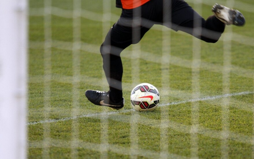 """16-mečio vartininko debiutas pažymėtas """"AC Milan"""" pergale"""