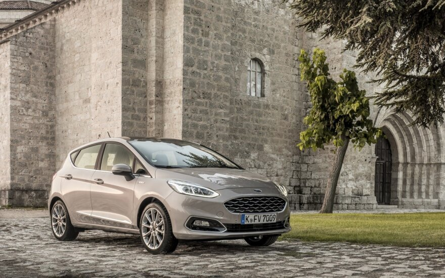 """Ford Fiesta Vignale"""