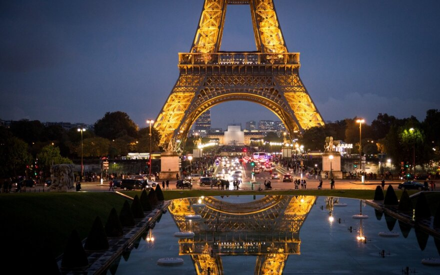 20 šauniausių nemokamų dalykų Paryžiuje
