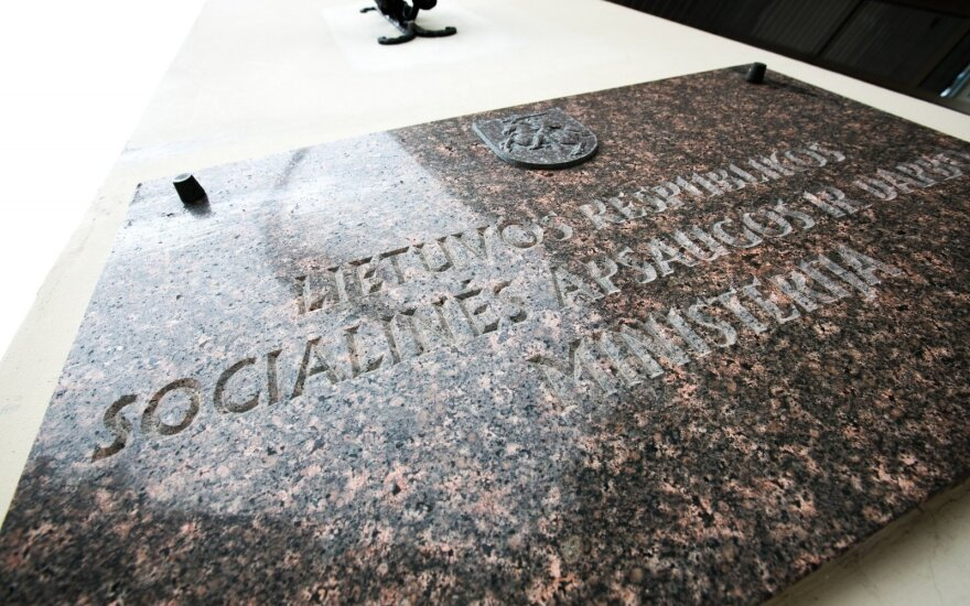 Paskirti socialinės apsaugos ir darbo viceministrai