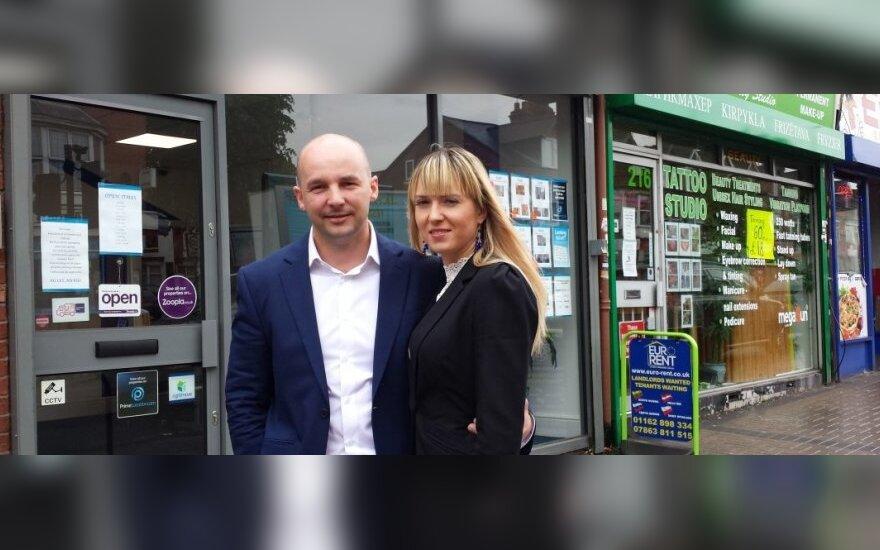 Emigrantas iš Lietuvos britų televizijai atskleis savo gyvenimo istoriją