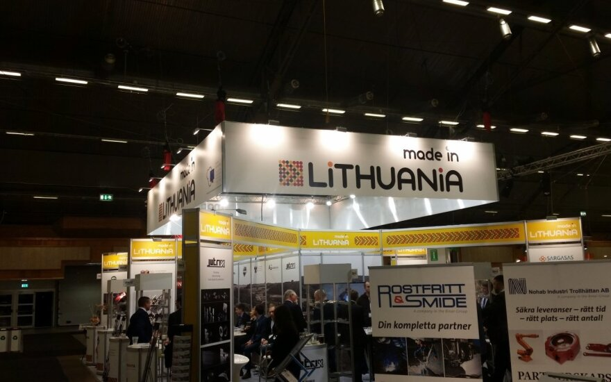 Lithuanian engineering industry presented its potential in Sweden