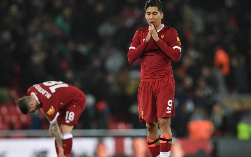 "Roberto Firmino, FC ""Liverpool"""