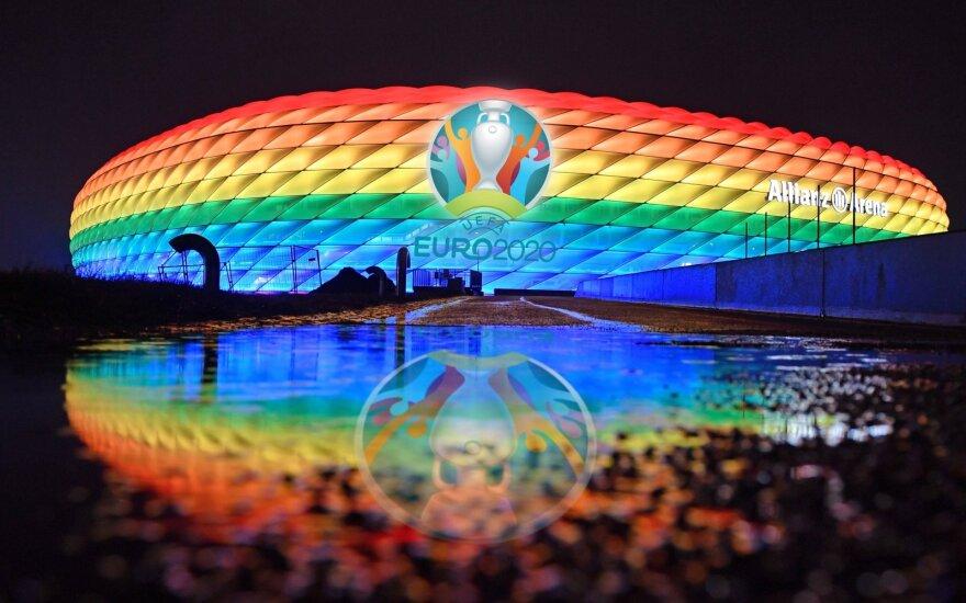 """Allianz Arena"" Miunchene"