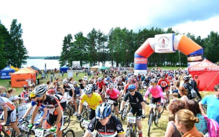 MTB dviračių maratonų taurės varžybos