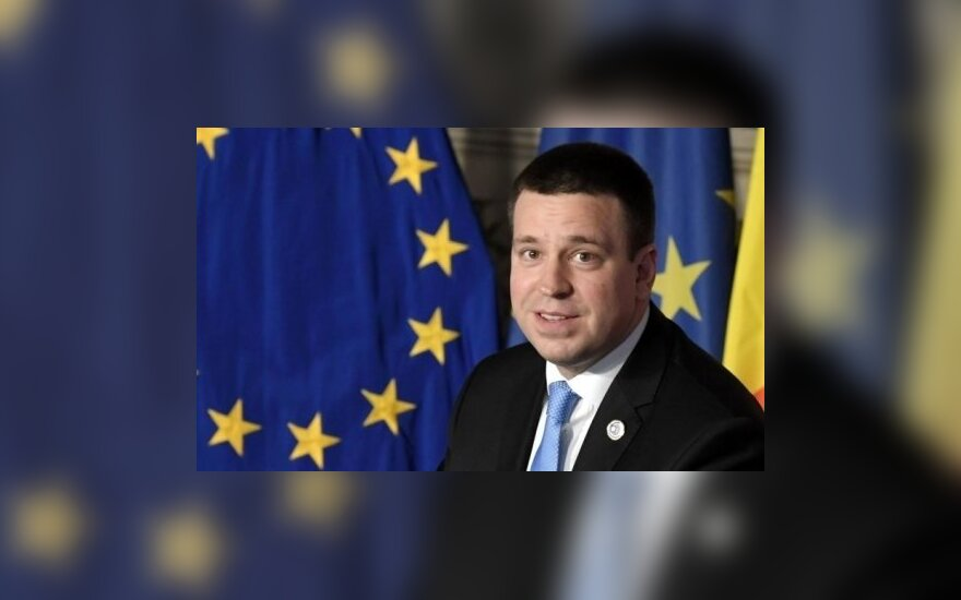 Estonian PM Juri Ratas