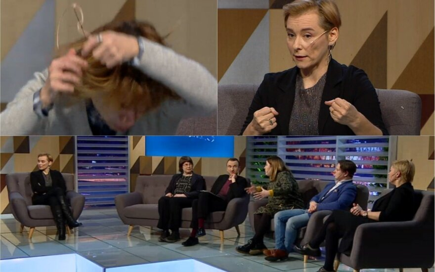 "LRT televizijos laida ""Svarbios detalės"""