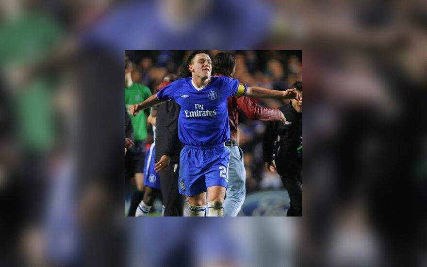 "John Terry (""Chelsea"")"