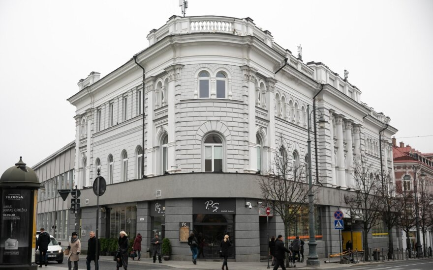 Over EUR 11 mln offered for central post building in Vilnius