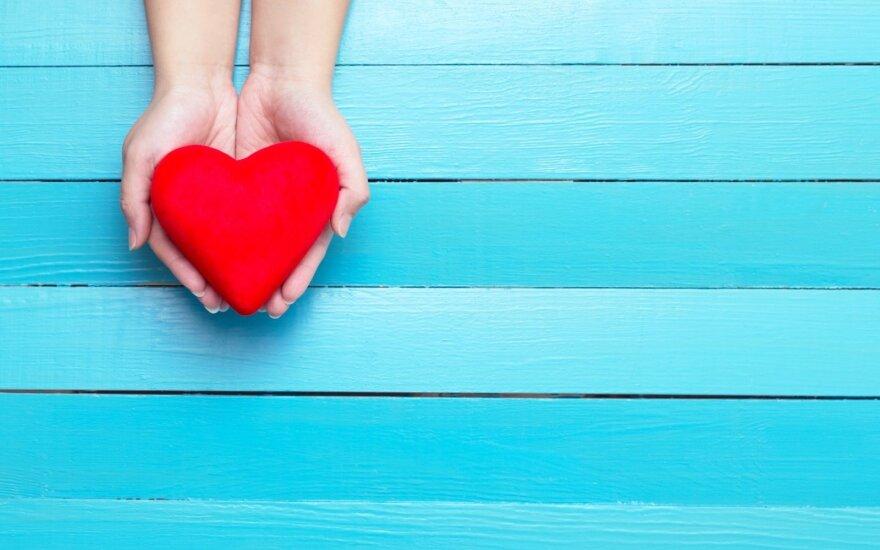 Dviejų minučių veikla, kuri įneš į jūsų gyvenimą daugiau meilės