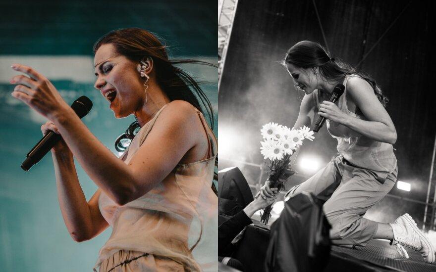Jurgos Šeduikytės koncertas/ Foto: Ignas Avižinis