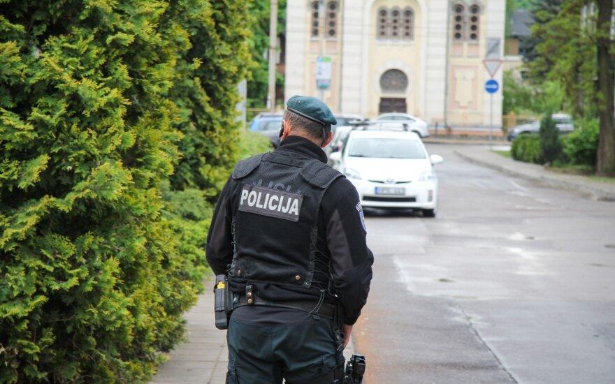 Klaipėdoje nuo ilgapirščių nukentėjo BMW, pavogti 14 tūkst. eurų vertės žibintai