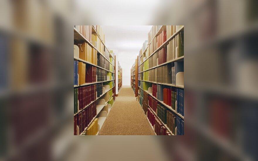 Knygos, biblioteka, skaitymas