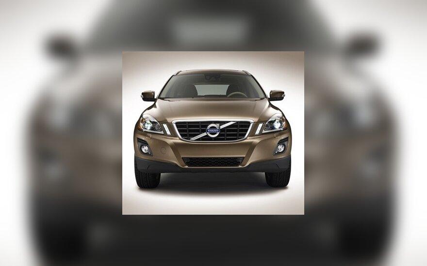 """Kinijos automobilių koncernas gali nupirkti """"Volvo"""""""