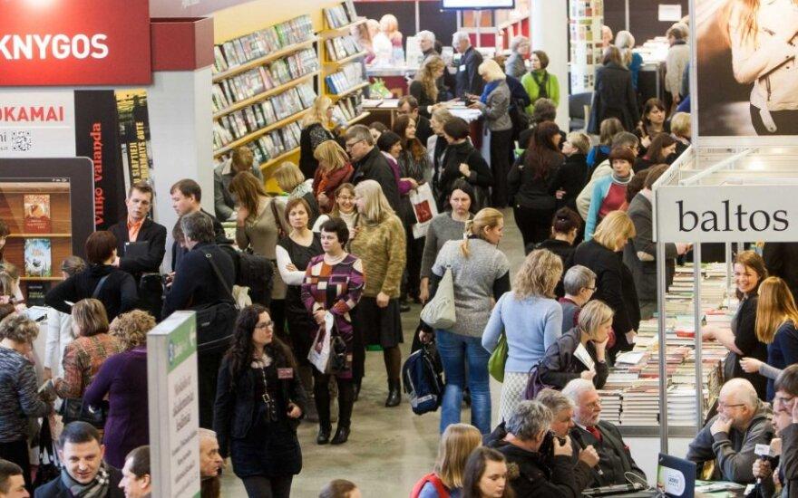 Duris atvėrė 14-toji Vilniaus knygų mugė