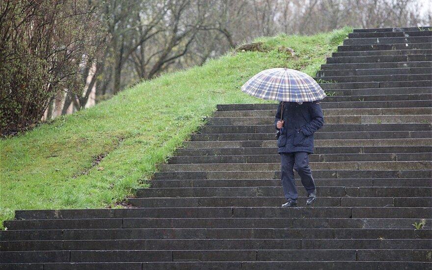 Orai: į šalį atklys nemalonūs reiškiniai