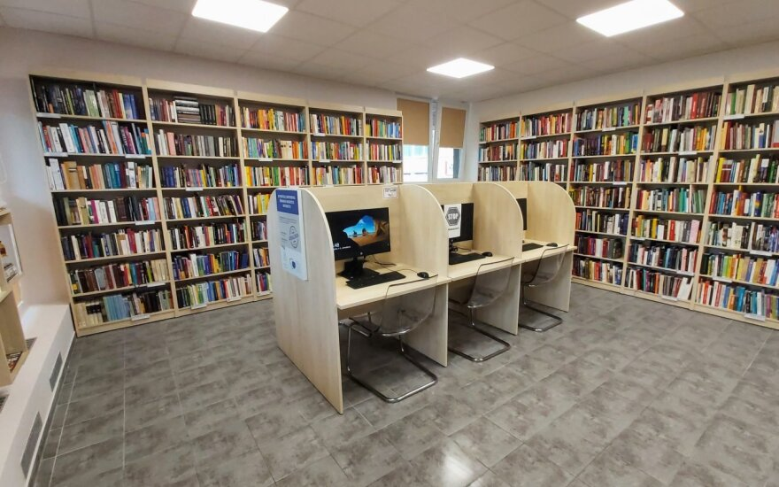 Bibliotekų fondams formuoti skiriamos papildomos lėšos