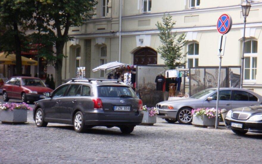 Vilniuje, Pilies g. 2012-07-27