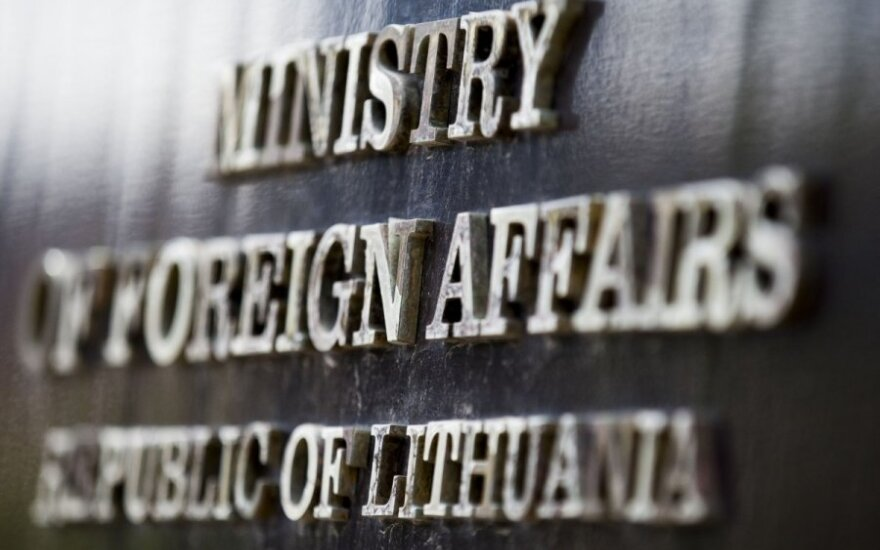 Lithuania has prepared sanction plan for Russia