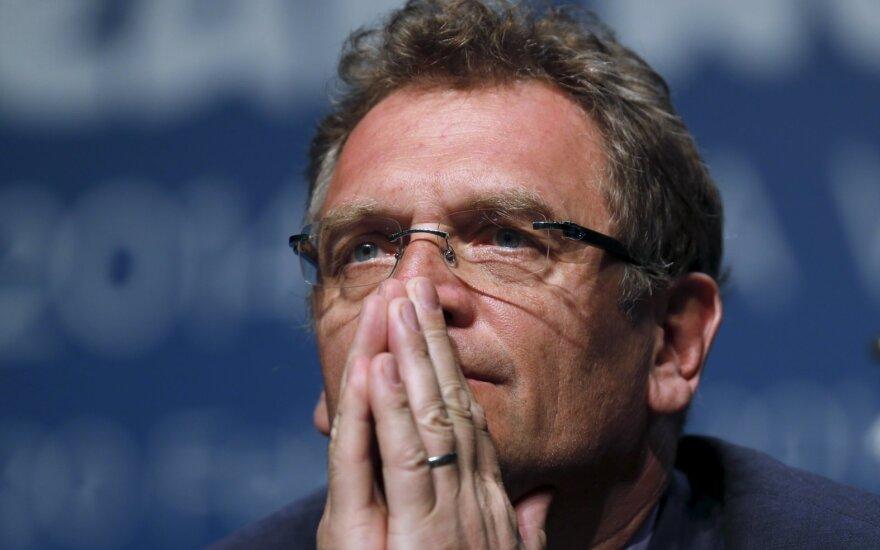 FIFA generalinis sekretorius Jerome'as Valcke