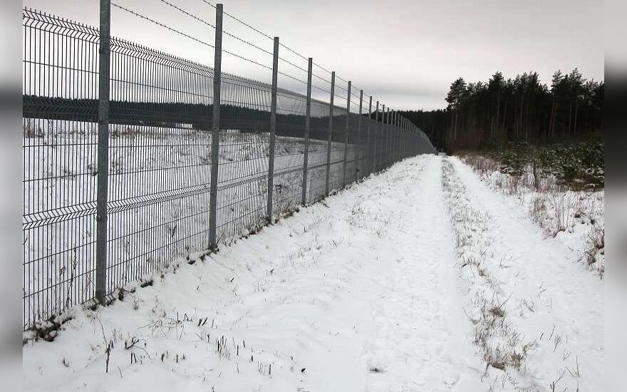 Lithuania to tighten access into state border guard zone next year