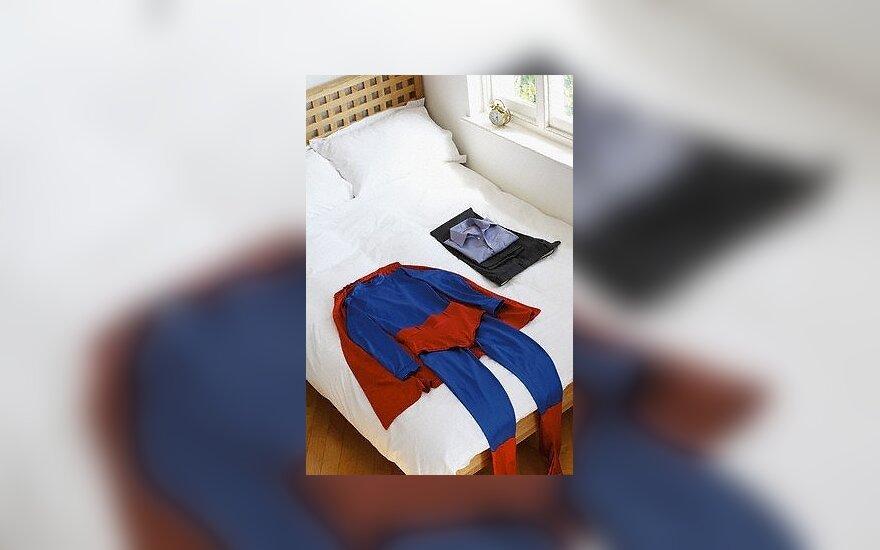 Australijoje susirinkę supermenai pagerino Guinesso rekordą