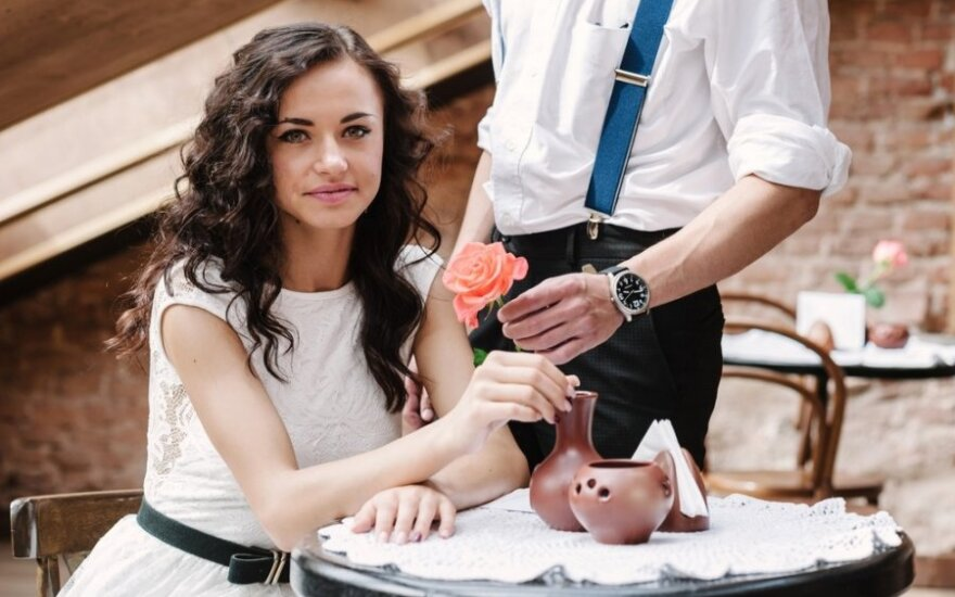 Gudrybės vyrams: kaip suvilioti gražuolę?