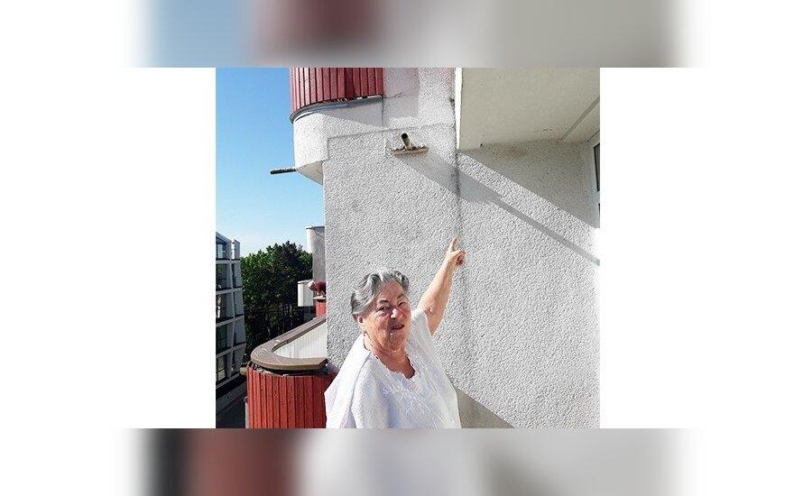 Pajūryje įsigytas būstas poilsiauti apkartino Birutės Siudikienės gyvenimą
