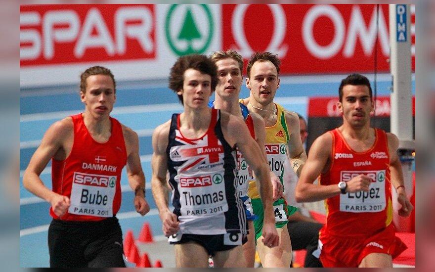 Varžybose Austrijoje bei Šveicarijoje - sėkmingi Lietuvos bėgikų startai