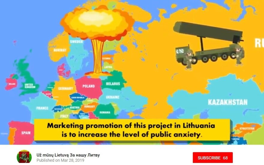 How Lithuanian defense minister became a target: cyber and fake news attack was just the beginning