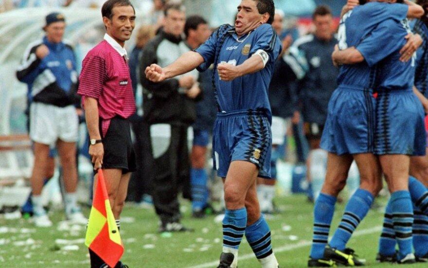 Diego Maradona 1994 metų pasaulio čempionate