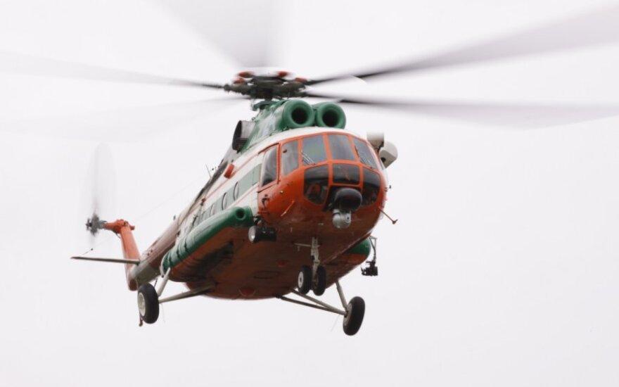 D.Grybauskaitė: sraigtasparniai už renovacijos pinigus – klaida