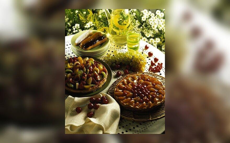 Vynuogių pyragas