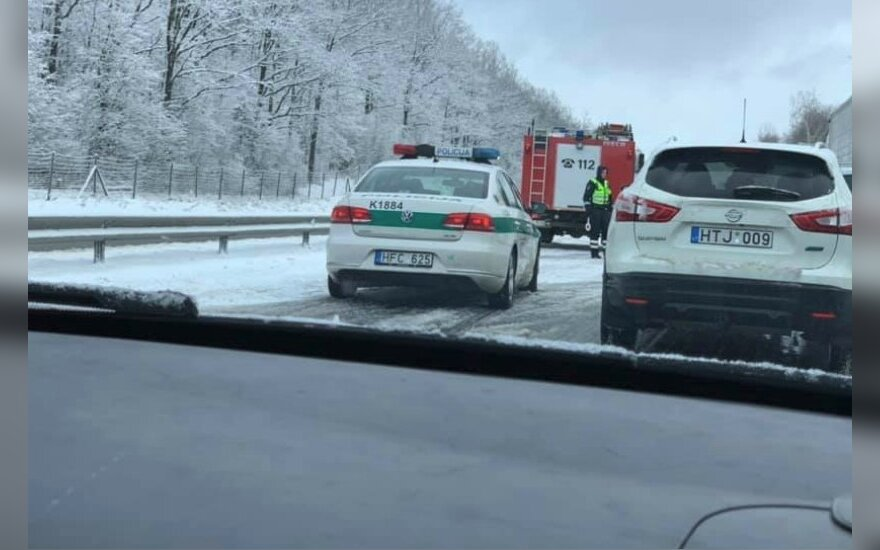 Sunkios eismo sąlygos