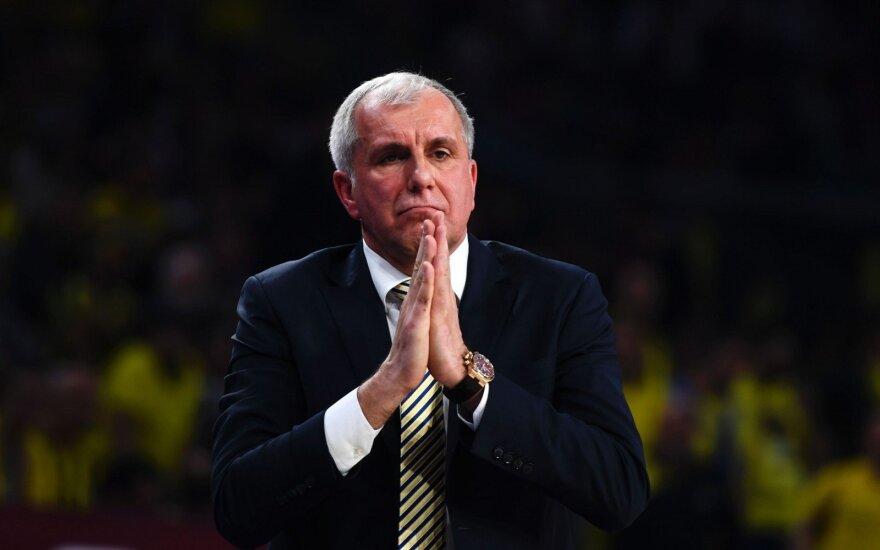 Serbų legenda Europos krepšinio kare nemato laimingos pabaigos: vis tiek kažkas nukentės