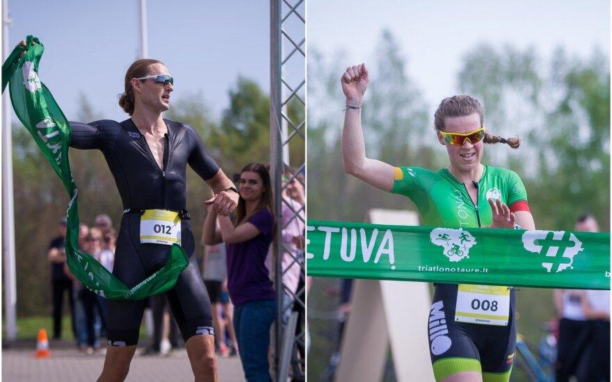 Lietuvos triatlono taurė, I etapas