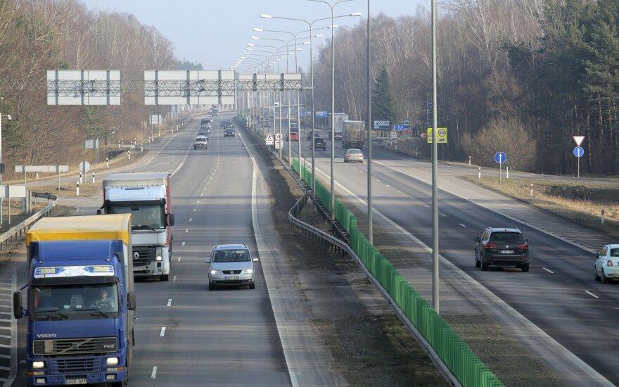 Greitkelis Vilnius - Kaunas