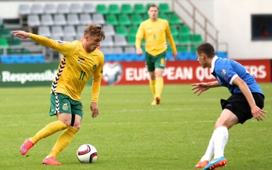 Euro 2016: Lithuania lost to Estonia