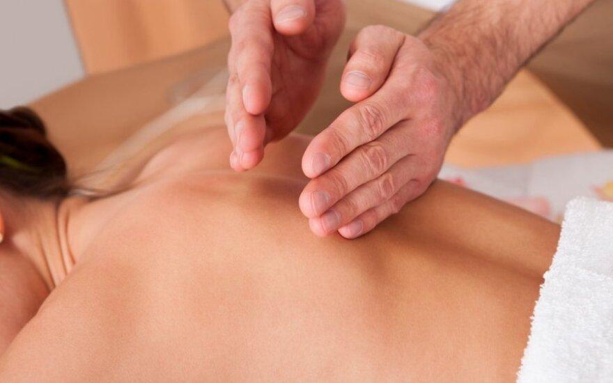 Masažo nauda ir poveikis sportuojantiems