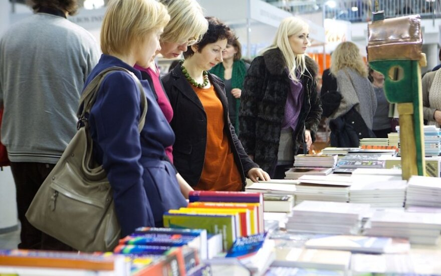 Lithuanian president opens 16th edition of Vilnius Book Fair