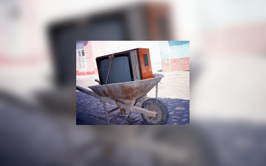 Televizija, televizorius