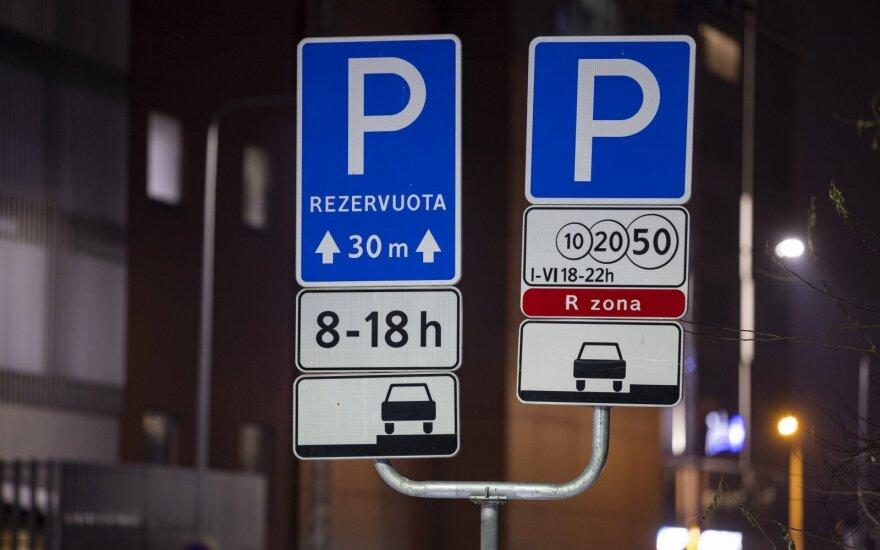 Parkavimas