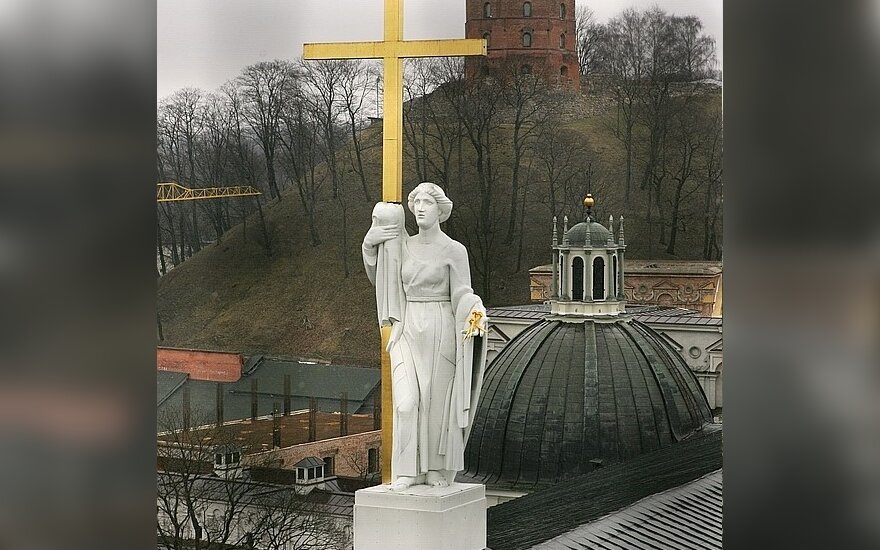"""JAV teologijos profesorė A.Hagstrom: """"paauglė"""" Lietuva dar subręs"""