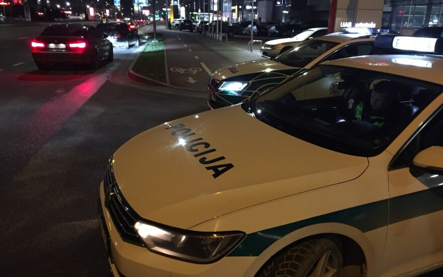 Kauno policijos reidai: pričiupo visą puokštę pažeidėjų, dviem vairuotojams savaitgalis itin nesėkmingas