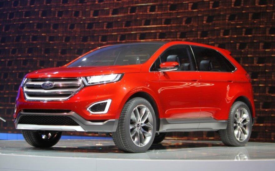 Ford Edge koncepcija
